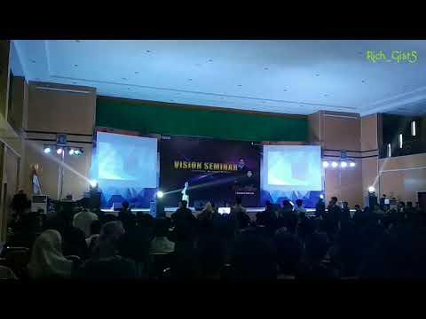 Vision Seminar TIENS, Banda Aceh, 23 Sept 2018 ft. 2 Diamond GoldLion Bpk Nursam