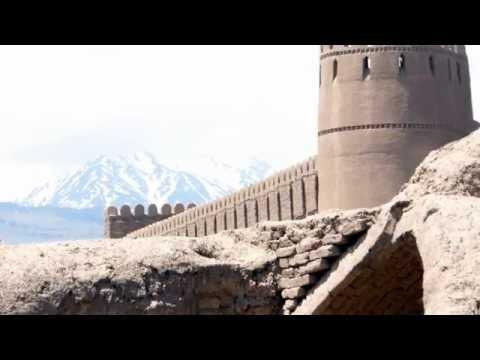 Iran - Fortress of Rayen, Prince's Garden & Shah Nematollah Vali's Tomb Near Kerman