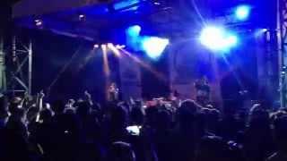 Gemitaiz & Madman - Come Ti Fa Mad live@Parco Tittoni Desio 24/07/14
