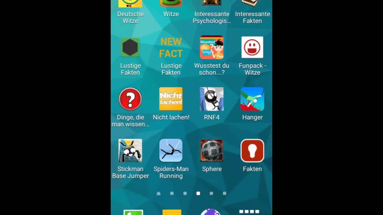Android Deutsche Tastatur Einstellen Youtube