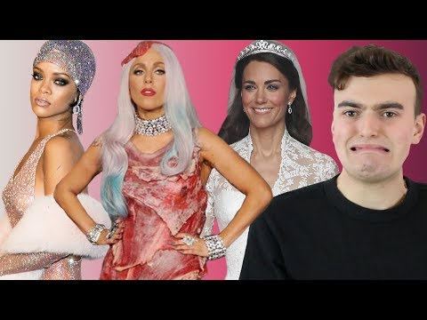 REACTING TO BEST AND WORST FASHION MOMENTS OF THE DECADE ROAST || (2010-2014)