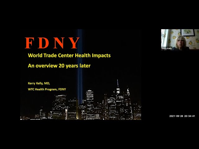 FDNY World Trade Center Impacts: An Overview 20 years later