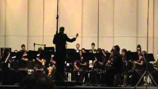 "Socorro High School Honor Band- ""A Longford Legend (Part 2: Young Molly Bawn)"" by Robert Sheldon"