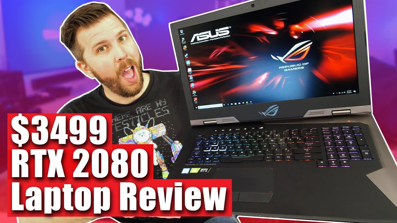 Asus ROG G703GX Review w RTX 2080 3499 Worth it Heres My Honest Review