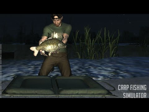 Carp Fishing Simulator [Episode 1] - Starting