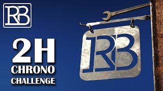 ENSEIGNE METAL - CHALLENGE 2H CHRONO - #UltimateDefi // ⓇⒷ