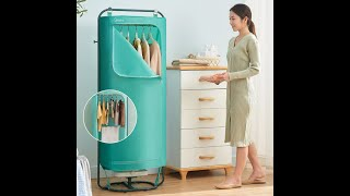 가정용 접이식 빨래 전기 건조기 세탁 의류 급속 장마