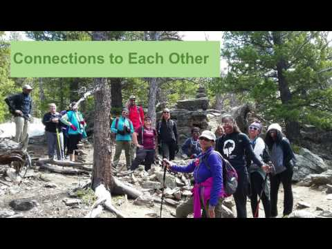Branching Out:  People of Color and the Great Outdoors - Science Cafe