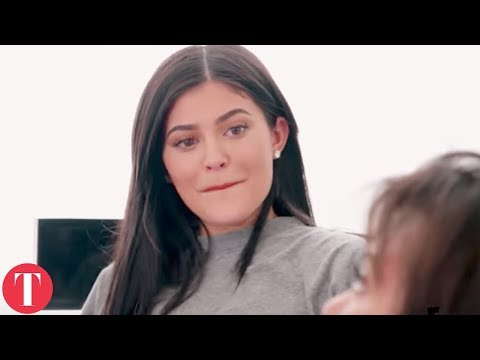 Kylie Jenner Reveals Pregnancy On Keeping Up With The Kardashians