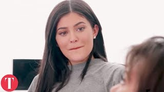 Kylie Jenner Reveals Pregnancy On Keeping Up With The Kardashians | Talko News thumbnail