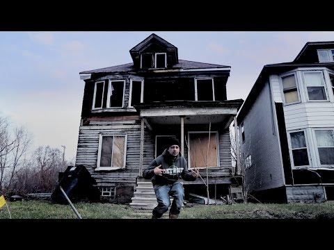 Redzz - Psycho ft Bizarre [D12] [Official Video]