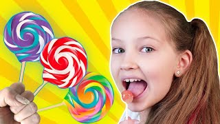 I bought candy Pretend Play