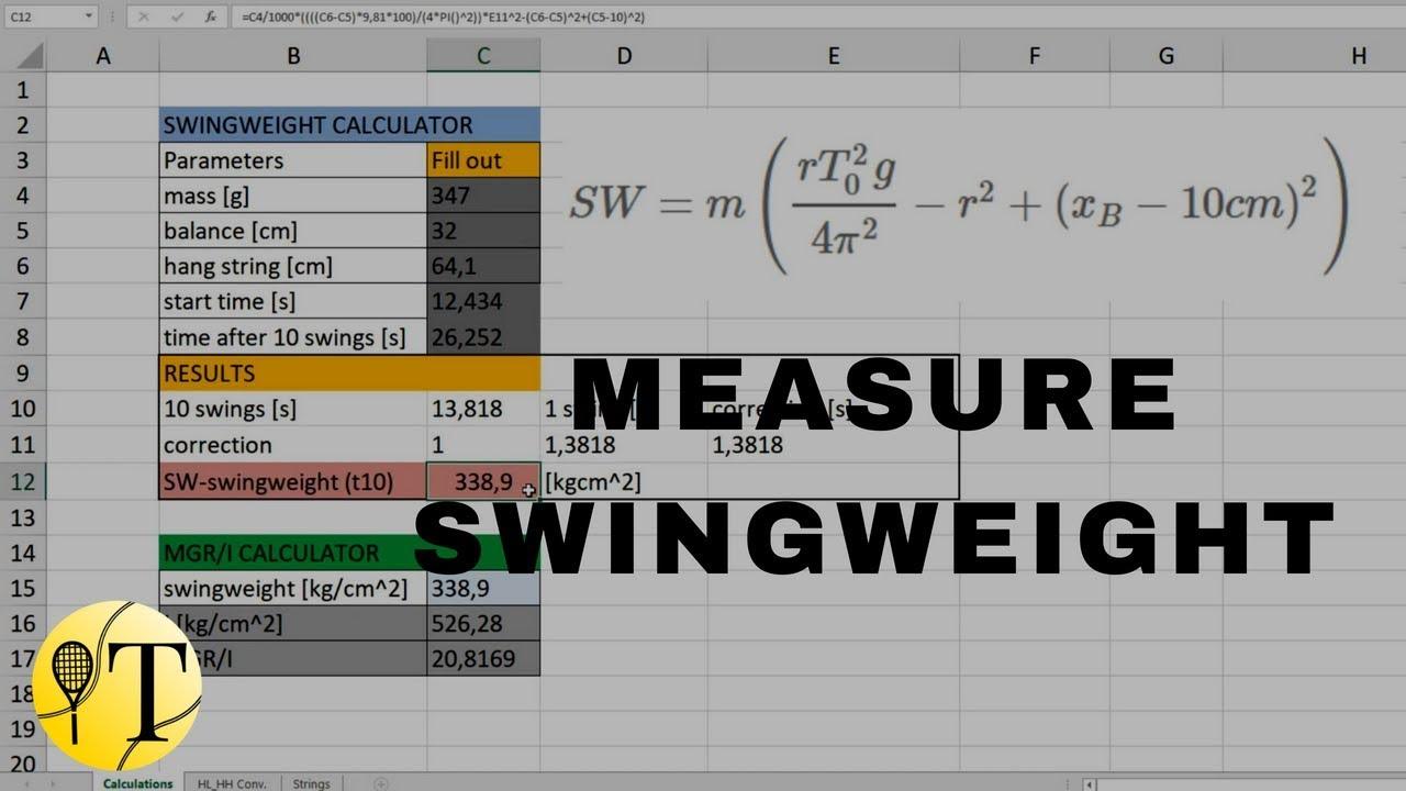 Swingweight