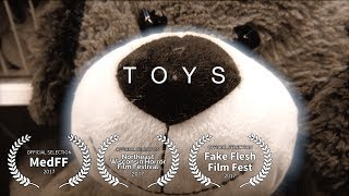 Short Horror Film - TOYS (2017) (by Danny Darko)