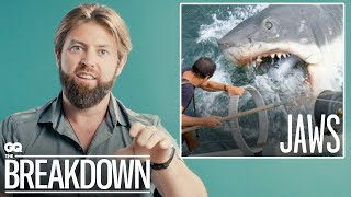 Wildlife Expert Breaks Down Animal Scenes from Movies | GQ