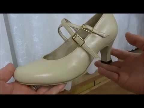 色が選べるオーダー靴・Roserisのベージュ・赤・ピンクベージュのシューズ