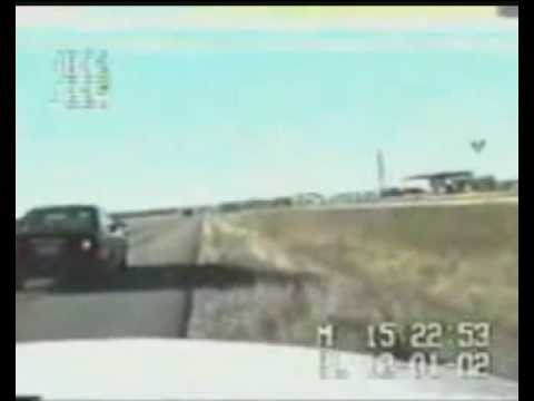 fatal police stop accident