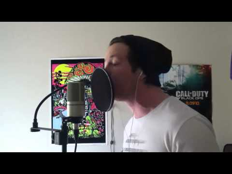Crown The Empire - Payphone (Clean Vocal Cover)