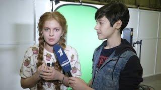 Ксения Бракунова. Интервью после Слепого прослушивания - СП - Голос Дети - Сезон 2
