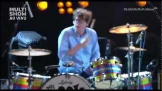 The Black Keys - Lonely Boy (São Paulo 2013) [lyrics/legendado]