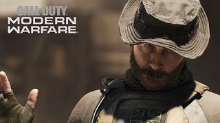 Официальный анонс премьеры игрового процесса - Call of Duty®: Modern Warfare® [RU]