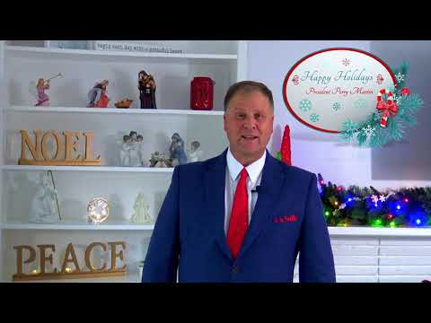 La Salle College Preparatory Christmas Wish from President Perry Martin