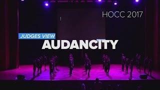 HALL 12 AUDANCITY | HOCC 2016/2017 | JUDGES VIEW