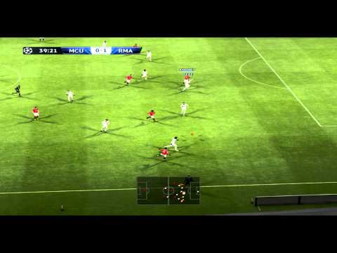 Manchester United vs Real Madrid Champions League 2012-2013 (PES 2013)