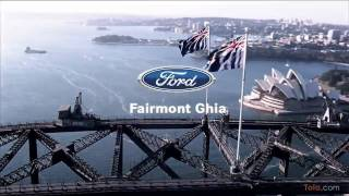 "Ford Ghia ""Flags"" TV Commercial / Car Ad"