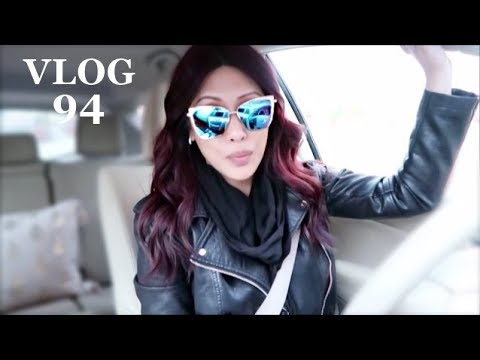 VLOG 94 :: Sephora VIB, SNACKS!, DIFF Becky, iBotta