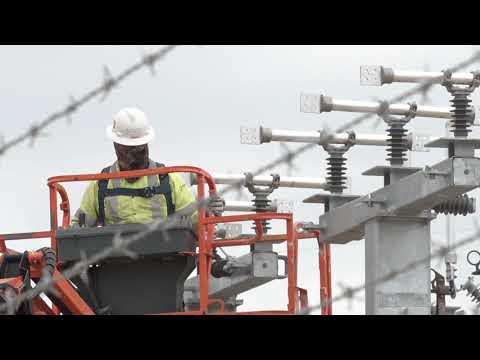 New AEP Texas Laredo substations reflect a $22 million investment