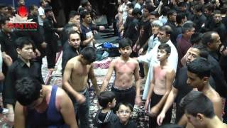 Matam shab 9th muharam 2015  Ali Jee at Panjtan Center Sydney