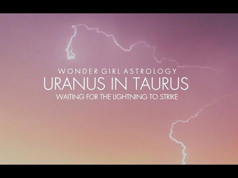 Astrology Talk: Uranus In Taurus 2018 - 2026 Horoscope + Predictions For ALL 12 Zodiac Signs