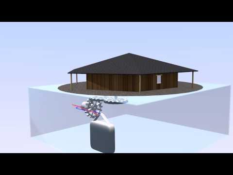 Maquette maison rotative blender hd youtube for Maquette de maison