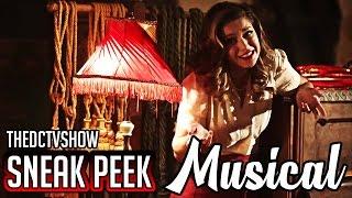 The Flash 3x17 Supergirl Musical Sneak Peek #4