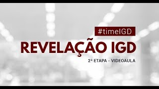 REVELAÇÃO IGD   DIREITO CONSTITUCIONAL   CONTROLE DE CONSTITUCIONALIDADE   JOÃO VITOR ALVES