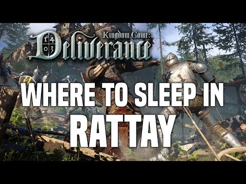 Where to sleep in rattay kcd
