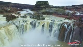 Shoshone Falls Raging 2017
