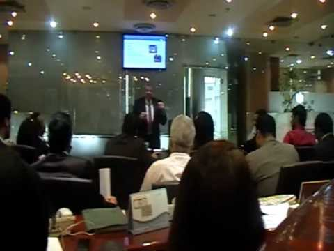 Principles of  Trading - Part I - seminar by Mr. Richard Kapsch