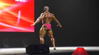 Amateur Olympia IFBB Portugal PRO/ AM- my posing routine