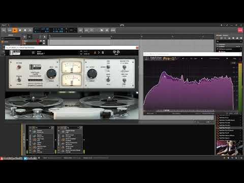 Tape Machines & How They Apply To EDM Production