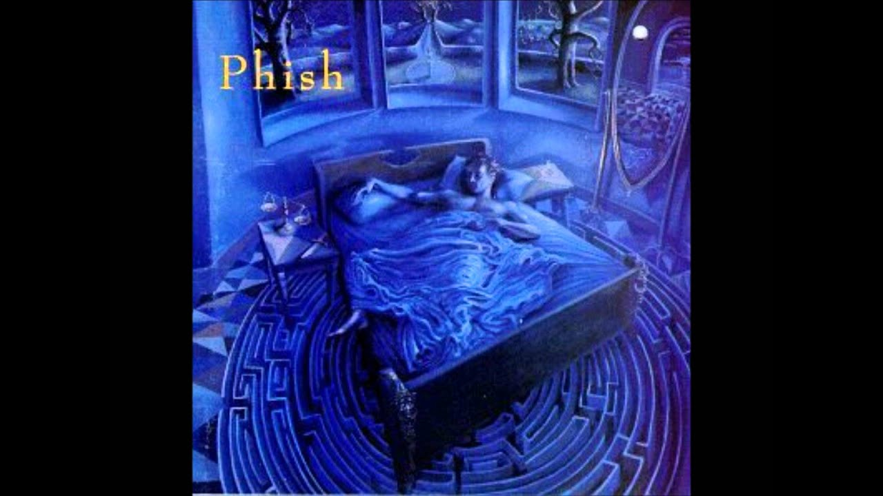 Phish - Silent in the Morning (Studio Version) - YouTube