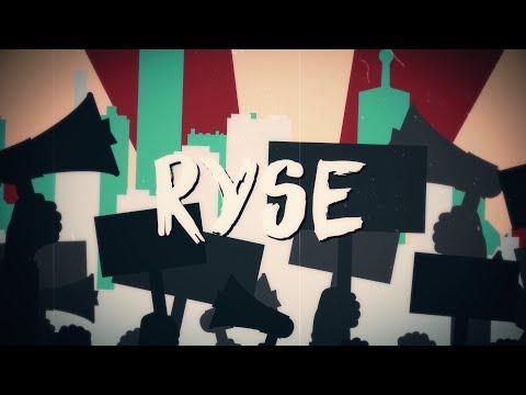 DARK STATION - Ryse (Official Lyric Video)