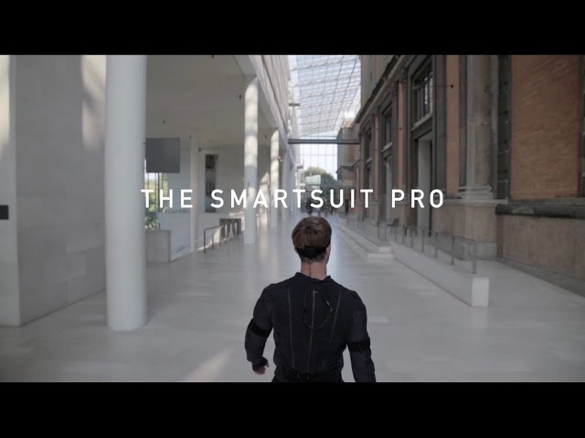 Affordable Motion Capture System is A Studio in One Suit
