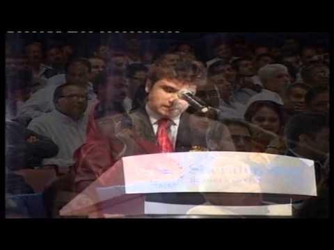2011 Majlis Frogh e Urdu Adab  Doha Mushaira Wasi Shah