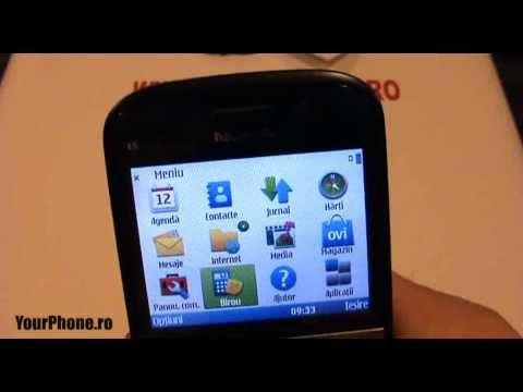 Review Nokia E5 in Romana