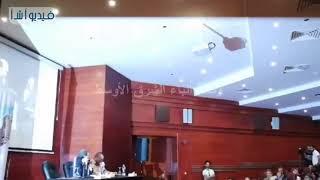 خالد يوسف يؤكد ان السينما ابداع خلال ندوة تكريمه بمهرجان الاسكندرية لدول حوض البحر المتوسط R