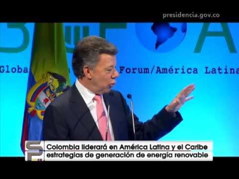 Energía Renovable En Colombia