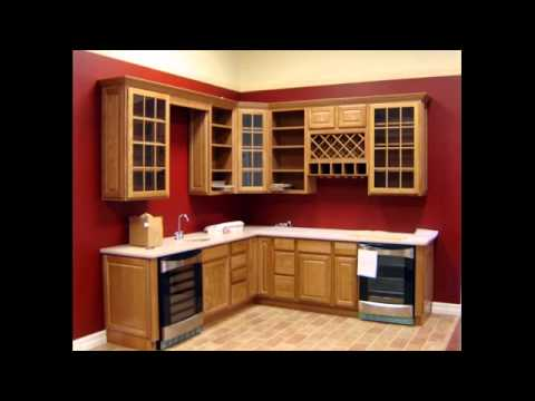 Kitchen Interior Elevation Youtube