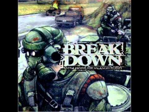 BREAKDOWN - Battle Hymns For An Angry Planet 2000 [FULL ALBUM]